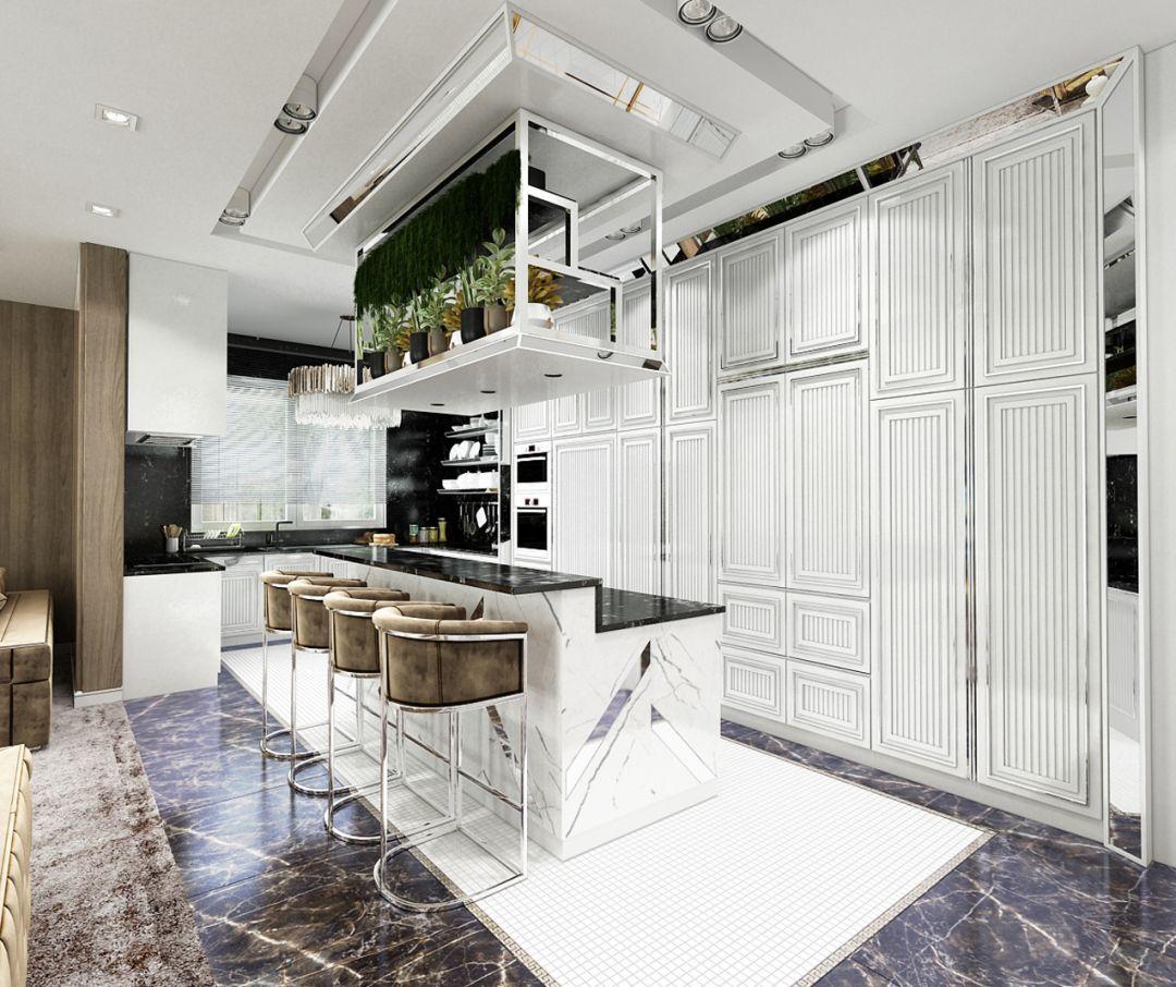 Mutfak - Kitchen