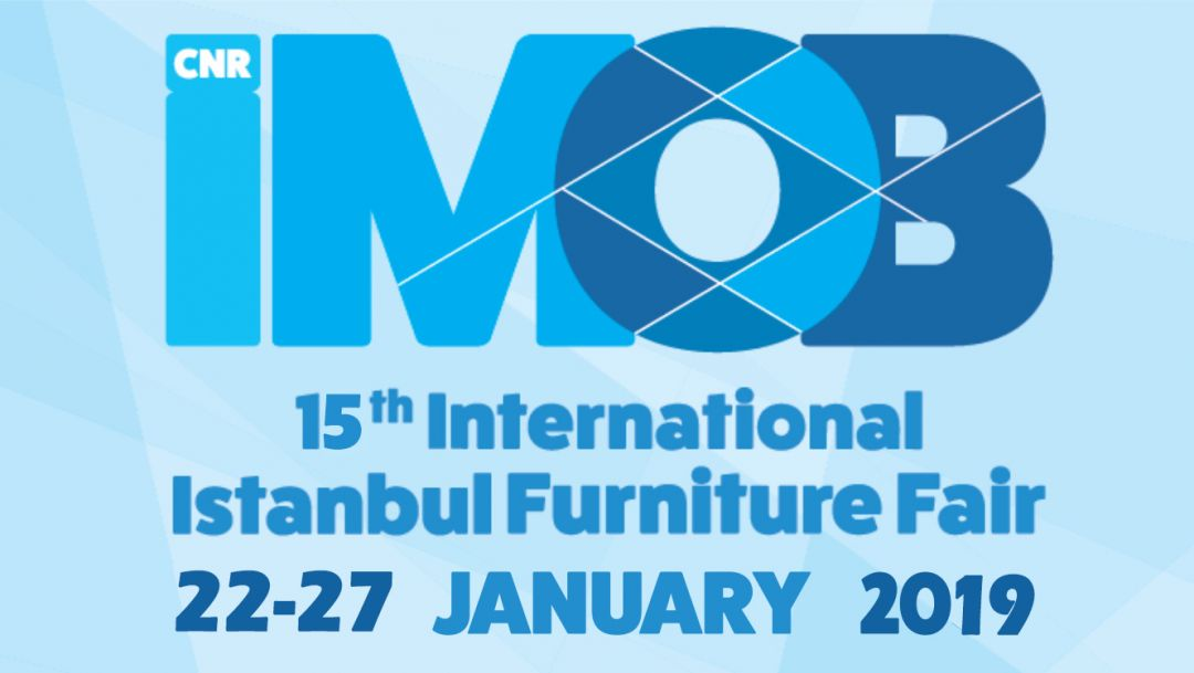 cnrİMOB 2019 - Mobilya Fuarı